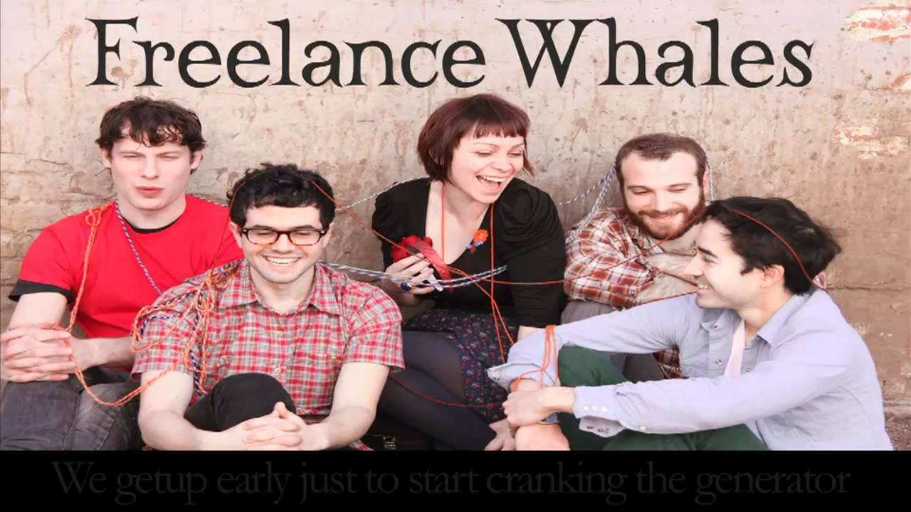 Freelance Whales Generator First Floor Youtube