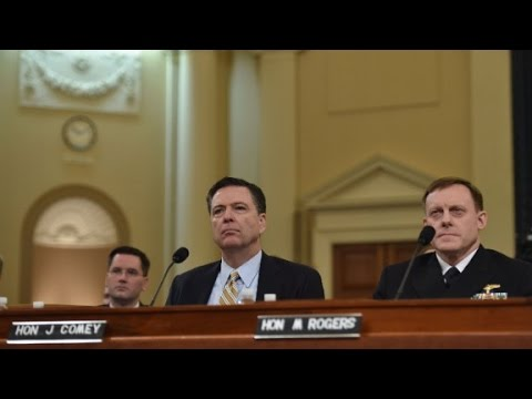 Comey: No info to support wiretapping tweets