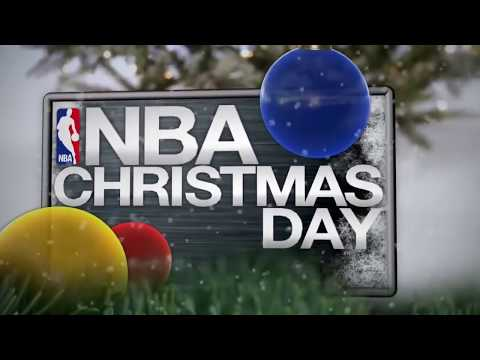 NBA Christmas Day History Tribute