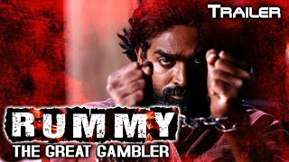 Rummy The Great Gambler (Soodhu Kavvuum) 2019 Official Trailer | Vijay Sethupathi, Sanchita Shetty