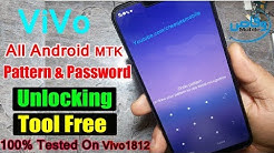 How To Flash Vivo Y71 Remove Pattern Lock/Pin Code Without Bo - Free