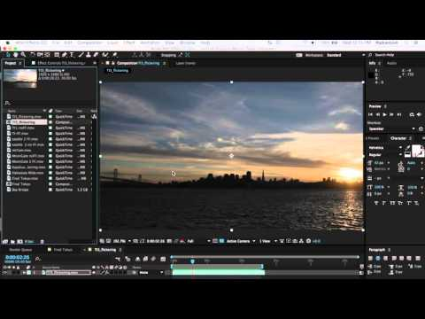 Removing Flicker from Day-to-Night Time Lapse Video (Sunrise or Sunset)