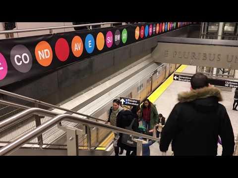 Second Avenue Subway | Grand Opening - January 1st 2017 | New York City