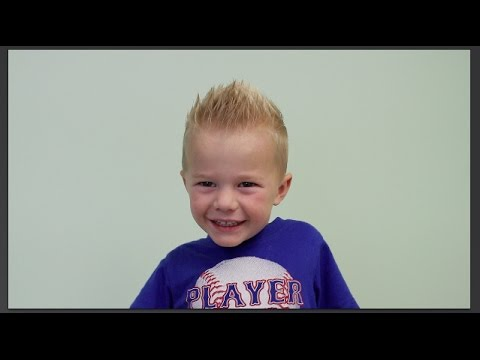 Toddler Boy Haircut YouTube