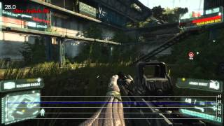 Crysis 3 PS3 Multiplayer Beta Frame-Rate Tests