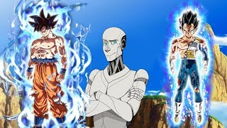Top 5 strongest Dragon Ball characters