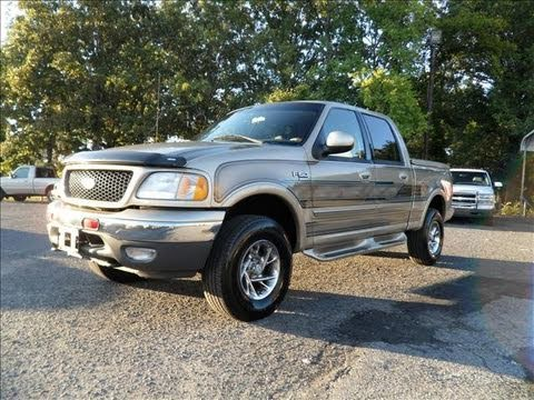 2001 ford f150 lariat supercab