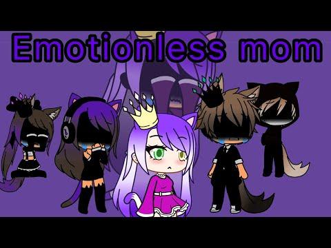 EMOTIONLESS MOM {mini movie} {gacha life} thumbnail