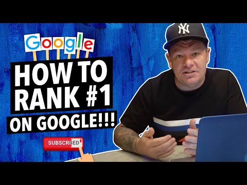 How to Rank #1 on Google | 7 Steps to SEO Success