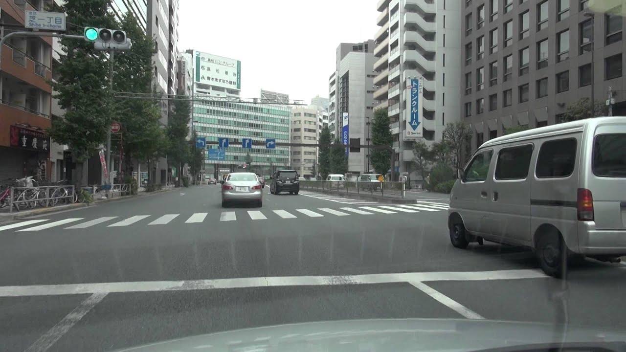 国道15号(1)日本橋国道1号交点...
