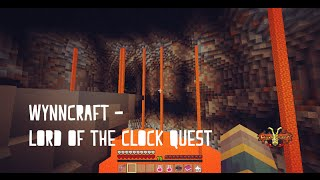 WynnCraft - Lord of the Clock Quest
