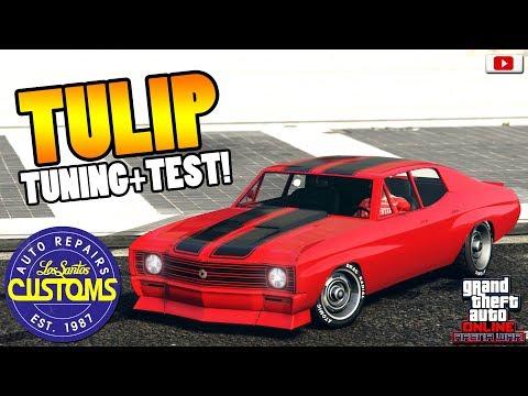 🤤🛠Neuer Lecker Retro Chevy TULIP Tuning+Test!🤤🛠[GTA 5 Online Arena War Update DLC] thumbnail