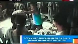 NTG: EXCLUSIVE: CCTV video ng pamamaril sa Pulis sa Tutuban, hawak na ng mga otoridad (022812)