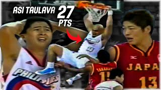 CRAZY COMEBACK! | Philippines vs. Japan Full Game Highlights 2002 Asian Games