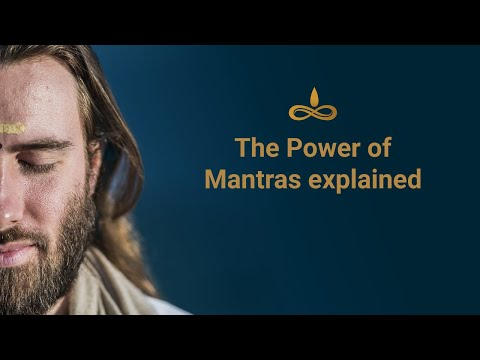 The Power of Mantras - A Talk by Swami Purnachaitanya
