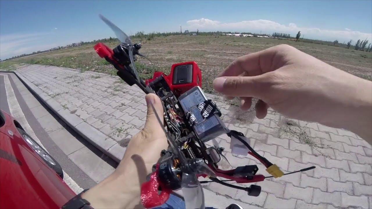 #fpv 凤凰2 化骨龙F722 户外飞行测试 一切安好 картинки