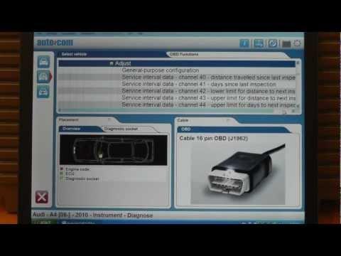 Autocom CDP Plus - Car - Software Coverage - YouTube