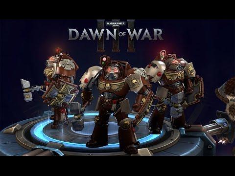 Dawn of War III - Dullahan (Space Marines) vs. silent marauder (Orks)