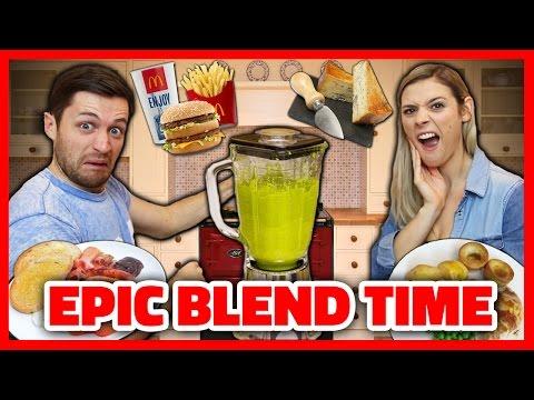 EPIC BLEND TIME!