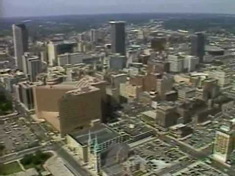 Indianapolis in 1983 - Society of Professional Journalists Video