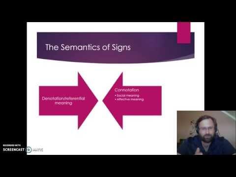 #32 Semantics of Signs