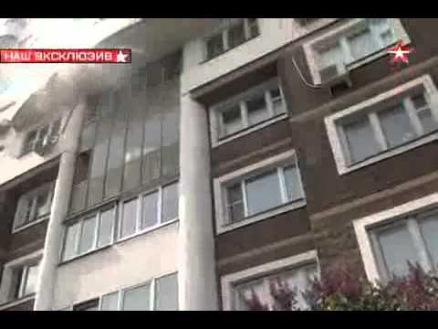 Первые кадры с места гибели актера Степана Морозова