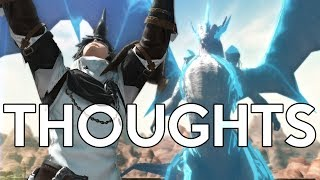 Initial thoughts on Summoner level 70 [FFXIV Stormblood]