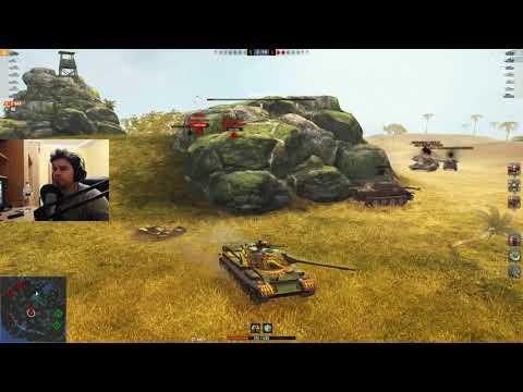 WoT Blitz - Type 62 и бой до последней секунды - World Of Tanks Blitz (WoTB)