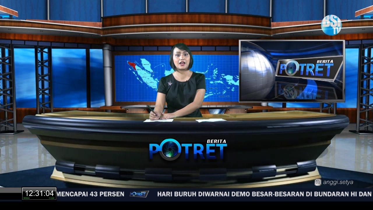 Format berita tv