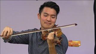 Violinist - Ray Chen