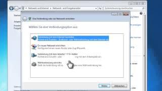 VPN (PPTP) Einrichten auf Windows 7