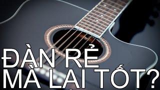 [Review] Đàn Morrison Acoustic giá 1 triệu 2
