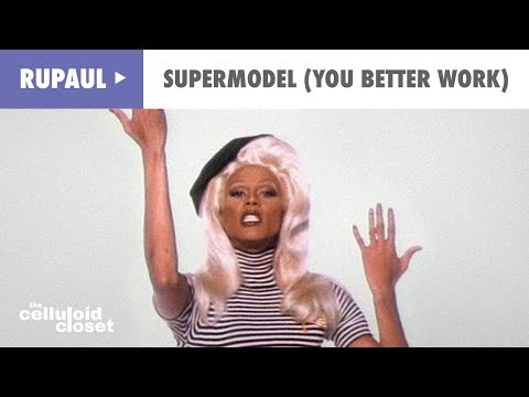RuPaul - Supermodel (You Better Work) (Official Music Video)