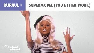 Video RuPaul - Supermodel (You Better Work) (Official Music Video) download MP3, 3GP, MP4, WEBM, AVI, FLV Juni 2018
