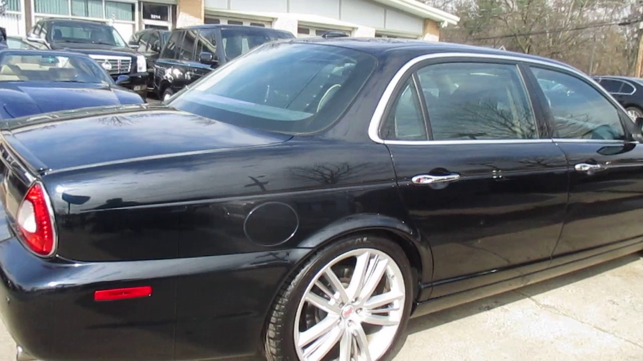 2009 Jaguar XJ Series Super V8 Portfolio 2666