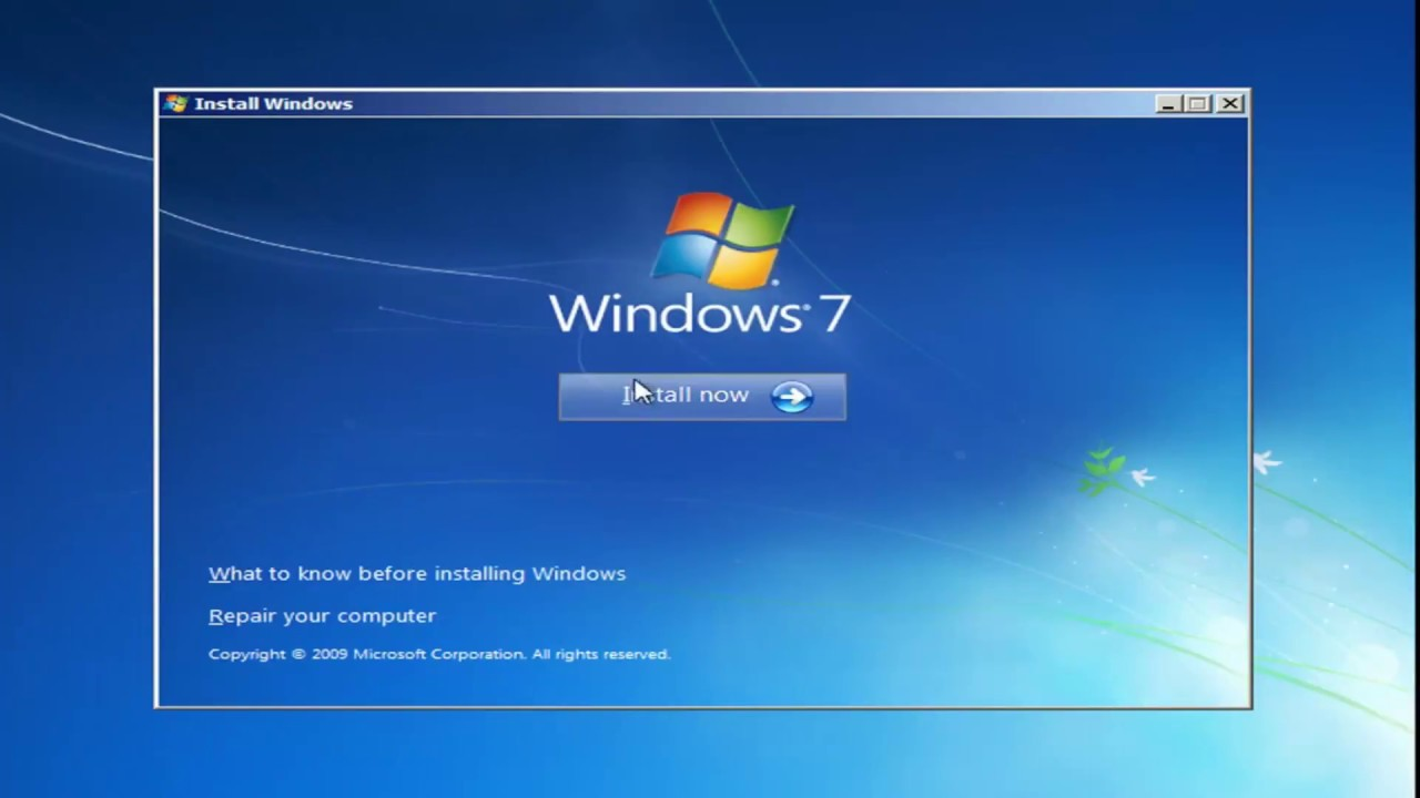 How to Upgrade 32 bit to 64 bit in Windows 7 - YouTube
