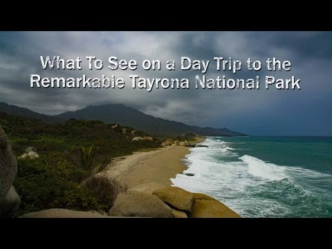What To See on a Day Trip to the Remarkable Tayrona National Park