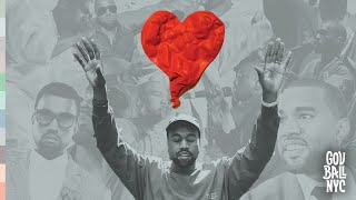 """Watch KANYE WEST - """"Heartless"""" Live at GOV BALL 2013"""