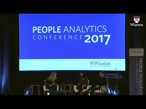 Wharton People Analytics Conference 2017: Microsoft Case Study