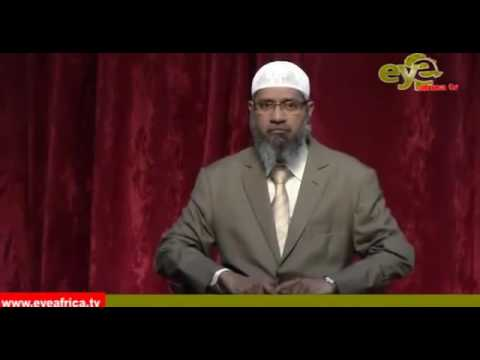 NEW Dr Zakir Naik Public Lecture in Africa (Gambia) Q-A and SPEECH