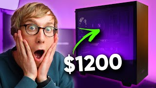 Building the BEST $1200 Streaming/Gaming PC!