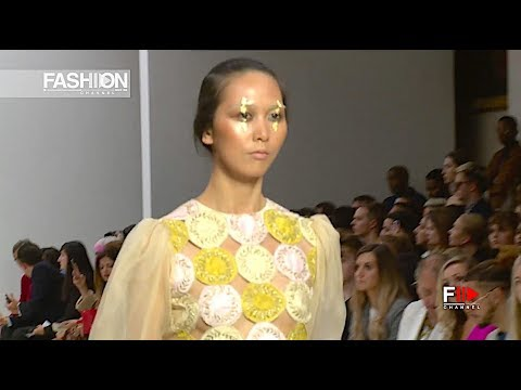 INIFD LST Full Show Spring Summer 2018 London - Fashion Channel