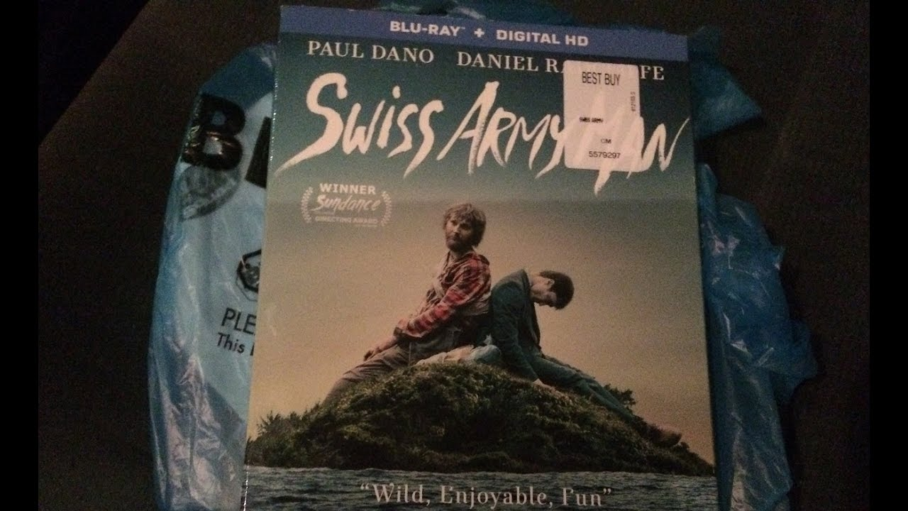 Download Swiss Army Man Blu-Ray Review/Unboxing (HD)