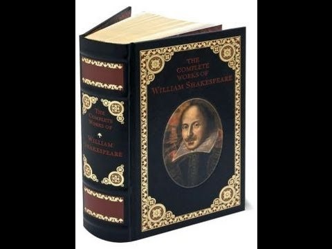 The Complete Works of William Shakespeare - A B&N Leatherbound Classics Review