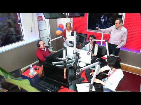 Radio Aurora 100.7 FM. TDC Yervand Frangulyan