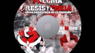 Album Paloma Resistencia V1 : 06-Tifo 8 Abril