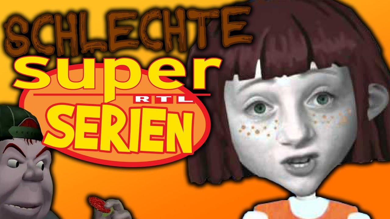 Super alte rtl kinderserien Liste von