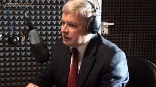 Prezydent Krosna w studiu Trendy Radia