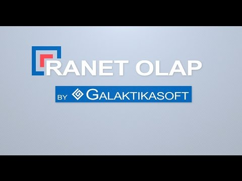 Ranet OLAP Pivot Table For HTML5. Overview: Reports