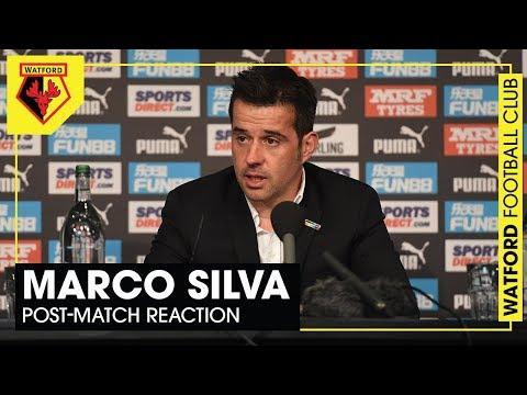 POST-MATCH 🎥 | Marco Silva Press Conference Post-Newcastle United